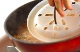 鶏手羽先とキノコのコラーゲン煮の作り方3