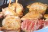 蒸焼鶏バルサミコ味の作り方の手順3