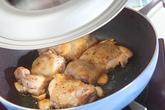 蒸焼鶏バルサミコ味の作り方4