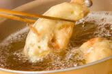 パンプキンはさみ揚げの作り方4