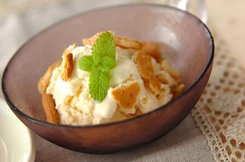 ヨーグルトチーズアイス