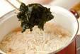 ワカメとエノキのスープの作り方5