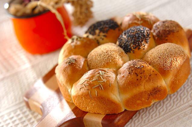 お楽しみちぎりパン