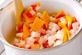 鶏肉の野菜スープ煮の作り方2