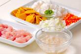 鶏肉の野菜スープ煮の作り方1