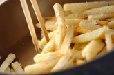 ジャガイモのチーズ炒めの作り方2