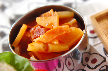 ベージャガトマト風味
