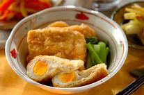 卵とジャガイモの袋煮