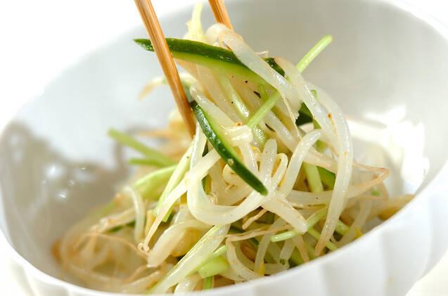 モヤシのサラダの作り方の手順6