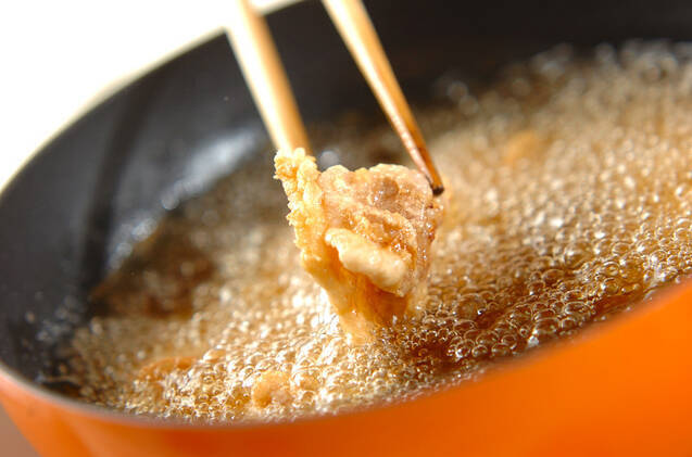 鶏肉の南蛮漬けの作り方の手順5