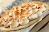 チョコとマシュマロたっぷり! スイーツピザの作り方4