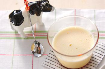 柔らかミルクプリン