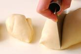 三色パンの作り方14