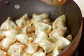 ネギ焼き小餃子の作り方4
