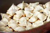 ネギ焼き小餃子の作り方3