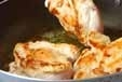 鶏ソテーサラダ仕立ての作り方2