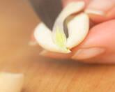 生ハムのフェットチーネの作り方1