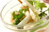 長芋とホタテの甘酢和えの作り方5