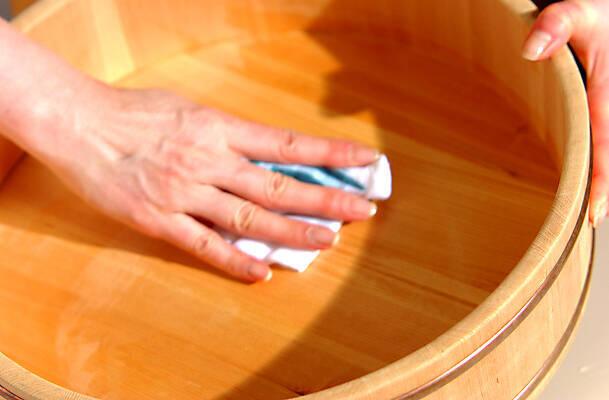 基本の寿司飯の作り方の手順4
