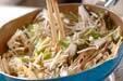 秋の混ぜ寿司の作り方1