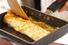 卵焼きの作り方の手順6