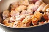 ご飯に合う!鶏とキノコのバターじょうゆ炒めの作り方5