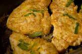 チキンのコリアンピカタの作り方2