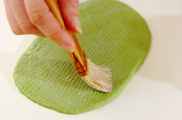 ほうれん草ぱんの作り方の手順15
