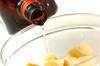 バナナヨーグルトの作り方の手順1