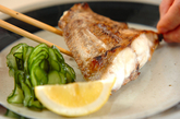 鯛の塩焼きの作り方2
