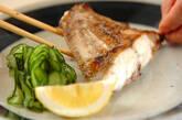 切り身で!ふっくら鯛の塩焼きの作り方6