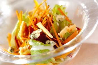 フレッシュカボチャのサラダ