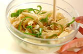 ツナ入りマカロニサラダの作り方2