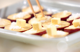 サツマイモの簡単グラッセの作り方1