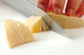 タケノコのデミグラス風味炒めの作り方1