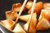 エビシーザーサラダの作り方の手順4