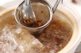 スペアリブのこっくり美肌鍋の作り方3