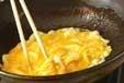 ふわふわ卵入り野菜炒めの作り方1