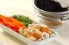 ちくわと芽ヒジキの炒め煮の作り方の手順1