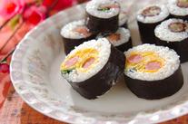 いろいろ巻き寿司