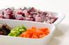 アジそぼろご飯の作り方の手順1