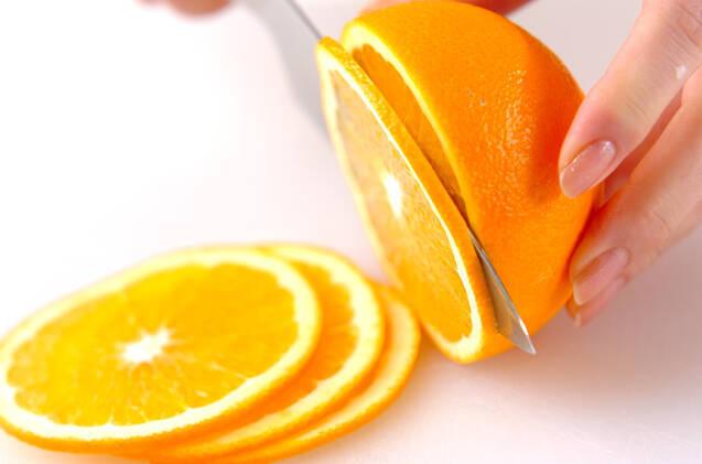 鶏肉のオレンジソースの作り方の手順9