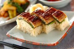 ウナギの棒寿司