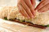 ウナギの棒寿司の作り方2