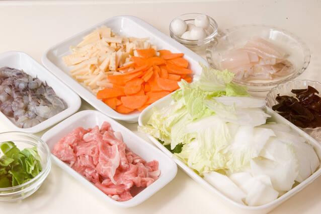 具だくさんの八宝菜の作り方の手順6