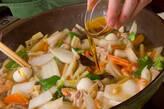 具だくさんの八宝菜の作り方4