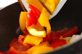 野菜炒めカレースパゲティの作り方4