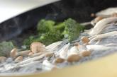 野菜炒めカレースパゲティの作り方2