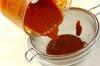 濃厚ソースがけポークソテーの作り方の手順7