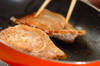 濃厚ソースがけポークソテーの作り方の手順9